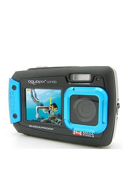 easypix-aquapix-w1400-active-waterproof-camera-blue