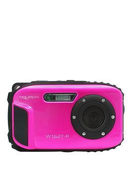 easypix-aquapix-w1627-039ocean039-waterproof-camera-pink