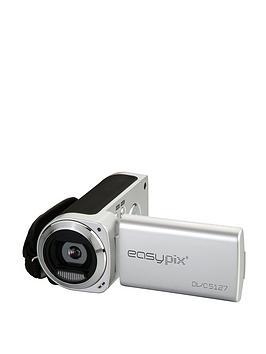 easypix-easypix-dvc5127-039trip039-camcorder-silver