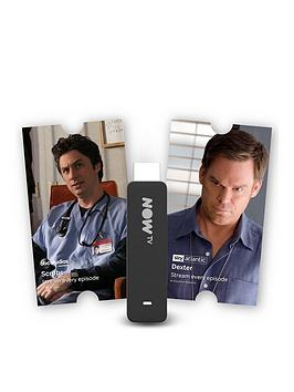 Now Tv Smart Stick With Hd And Voice Search + 2-Month Entertainment Pass