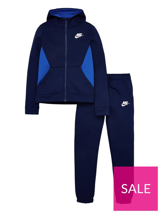 77a89b1848b00 Nike OLDER BOYS NSW CORE TRACKSUIT | very.co.uk