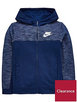 nike-sportswear-older-boys-advance-hoodienbsp--navynbsp