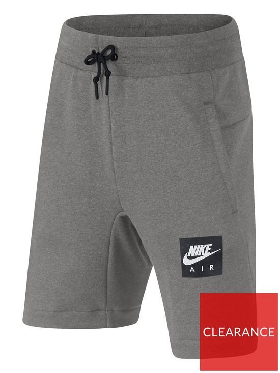 02de6a4b06 Nike OLDER BOYS AIR SHORT