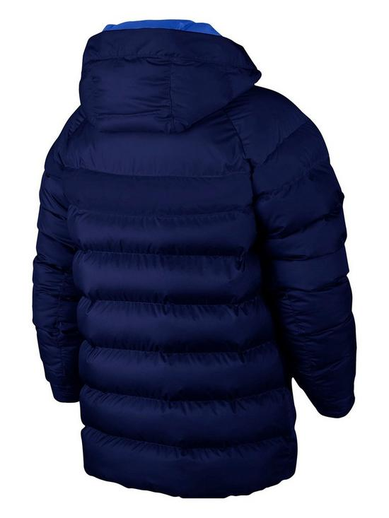 8dbd963f9 Nike Nike Older Boys NSW Filled Hooded Jacket - Navy