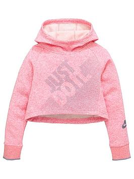 nike-sportswear-older-girls-cropped-hoodienbsp--pinknbsp