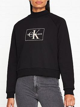 calvin-klein-monogram-logo-sweatshirt-black