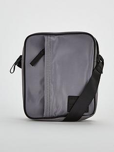 river-island-nylon-xbody-flight-bag