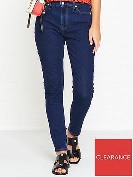 calvin-klein-ckjnbsp020-high-rise-slim-leg-jeans-bahnhof-blue