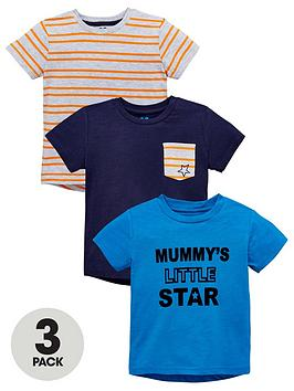 mini-v-by-very-mummy039s-little-star-3-pack-tees