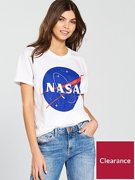 v-by-very-nasa-slogan-t-shirt-white