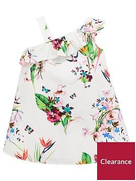 baker-by-ted-baker-girls-printed-one-shoulder-dress