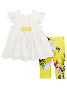 baker-by-ted-baker-baby-girls-woven-top-amp-printed-legging-outfit