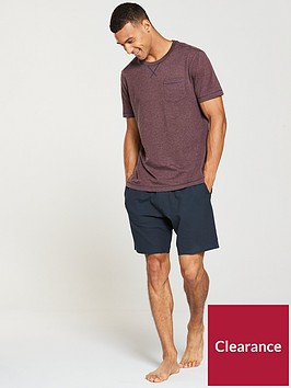 v-by-very-burgundy-t-shirt-and-jersey-shorts-pj-set