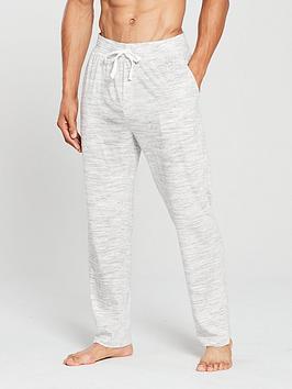 v-by-very-grey-space-dye-pj-bottoms