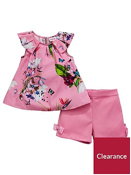 baker-by-ted-baker-baby-girls-oasis-printed-top-and-short-set