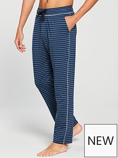 v-by-very-blue-striped-pj-bottoms
