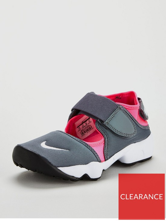 0552cc20f658 Nike Rift Childrens Sandals