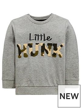 mini-v-by-very-little-hunk-camo-crew-sweatshirt
