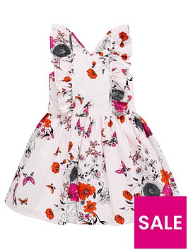 mini-v-by-very-girls-woven-stripe-floral-dress-pink