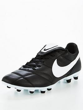 nike-mensnbsppremier-firm-ground-football-boot-blackwhitenbsp