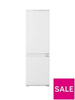 hisense-rib312f4aw1-55cmnbspwide-integrated-7030-frost-free-fridge-freezernbsp--white