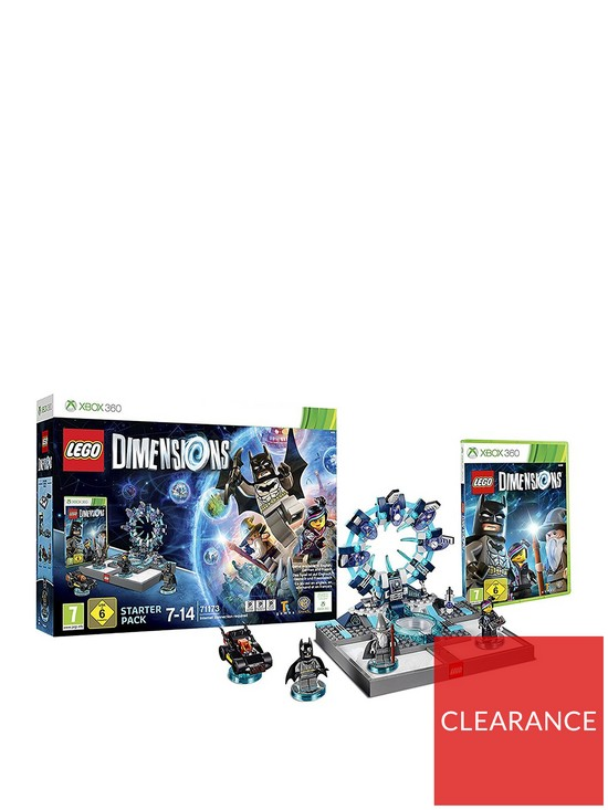 Xbox 360 Lego Dimensions Starter Pack Verycouk