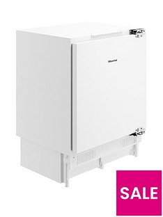 hisense-rul173d4aw1-60cmnbspwide-integrated-under-counter-fridge-white