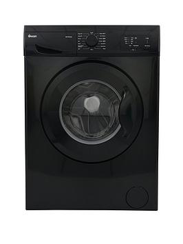 Swan Sw15810B 6Kg Load, 1200 Spin Washing Machine - Black