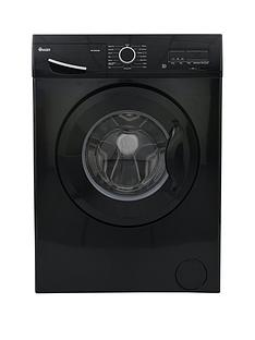 Swan SW15820B 7kg Load, 1200 Spin Washing Machine - Black
