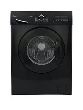 Swan Sw15820B 7Kg Load, 1200 Spin Washing Machine - Black