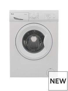 Swan SW15810W 6kg Load, 1200 Spin Washing Machine - White