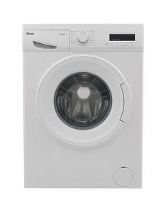 Swan SW15840W 9kg Load, 1200 Spin Washing Machine - White Best Price, Cheapest Prices