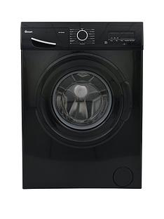 Swan SW15840B 9kg Load, 1200 Spin Washing Machine - Black