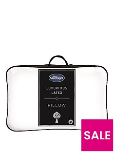 Silentnight Luxurious Latex Pillow