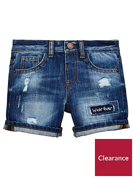 mini-v-by-very-boys-over-stitched-washed-panel-denim-short-denim