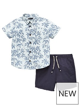 mini-v-by-very-hawiian-shirt-and-short-set