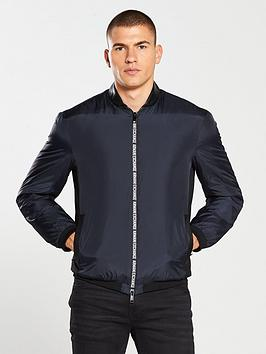 armani-exchange-padded-bomber-jacket