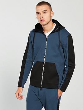 armani-exchange-zip-through-hoodie