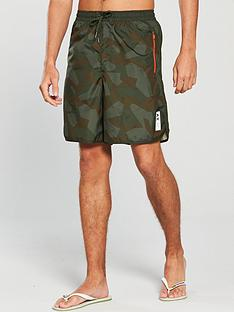 armani-exchange-camo-swim-shorts