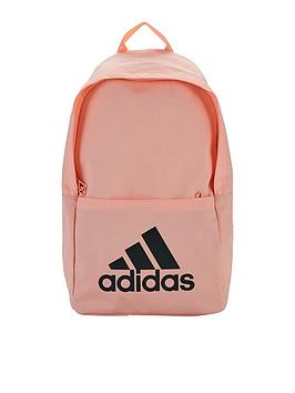 Adidas Classic Backpack - Pink/Black