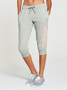adidas-essentials-linear-34-pant-medium-grey-heathernbsp