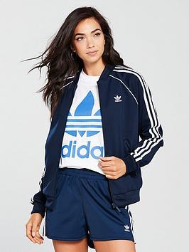 Adidas Originals Superstar Track Top - Navy