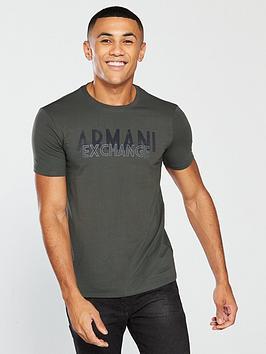 armani-exchange-chest-print-t-shirt