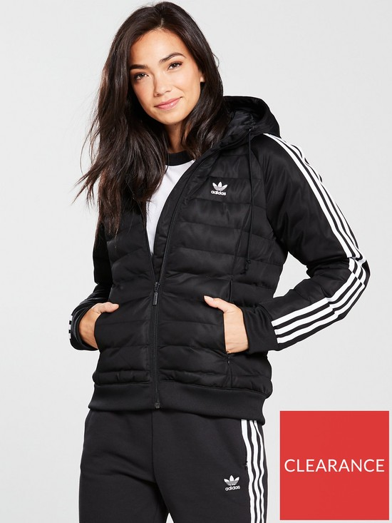 premium selection e1782 9bf63 adidas Originals Slim Jacket - Black