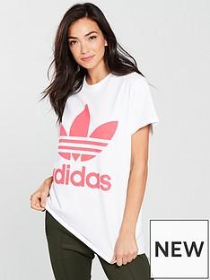 adidas-big-trefoil-tee-whitepink