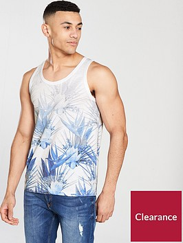 v-by-very-floral-vest