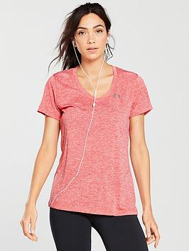 under-armour-tech-twist-tee-rednbsp