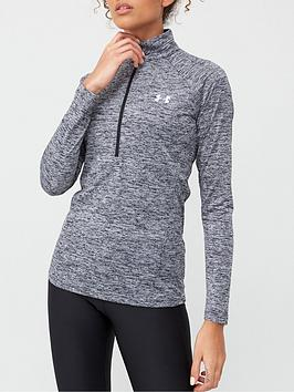 under-armour-tech-twist-12-zip-top-blacknbsp