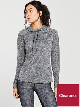 under-armour-tech-long-sleeved-hoodienbsp--blacknbsp