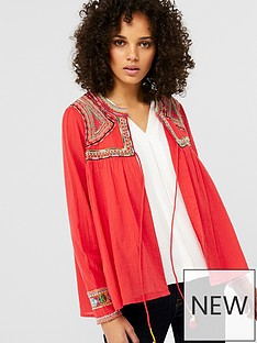 monsoon-scarlet-embroidered-jacket-rednbsp